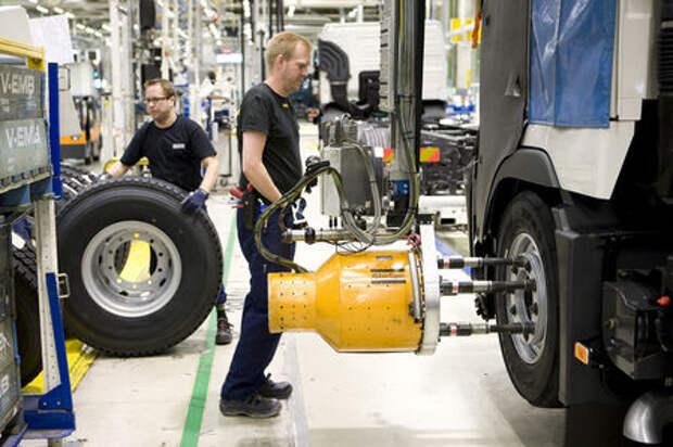 Volvo хочет собирать автоматические коробки передач в России