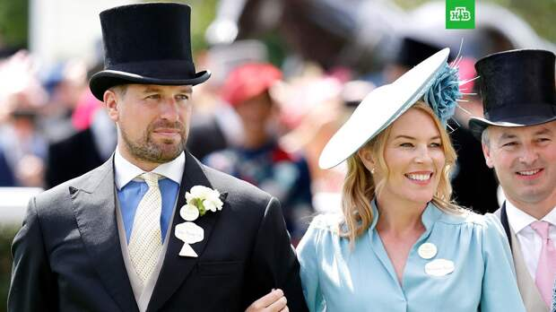 Старший внук Елизаветы II развелся после 12 лет брака