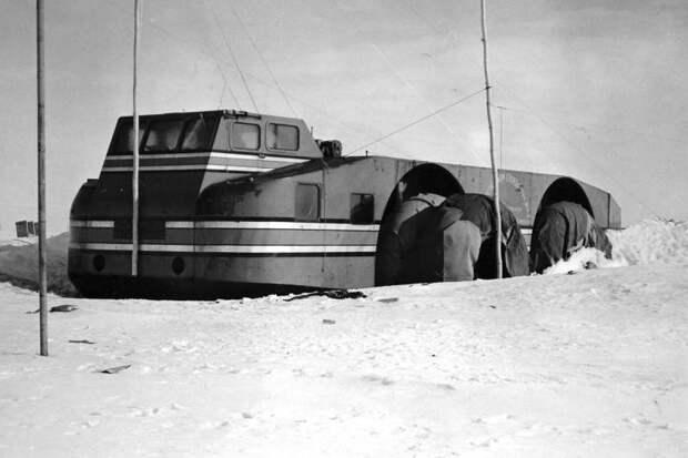 Морозостойкие: техника для Крайнего Севера