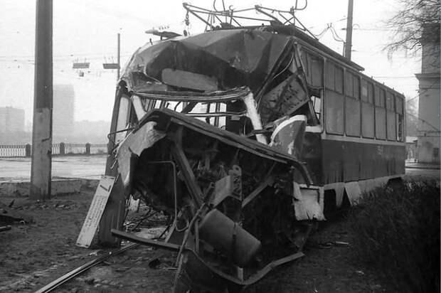 Днепродзержинск. 2 июля 1996. СССР, аварии 18+, трагедии