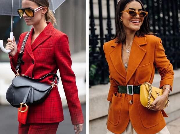 Следим за тенденциями. Модные цвета предстоящего сезона