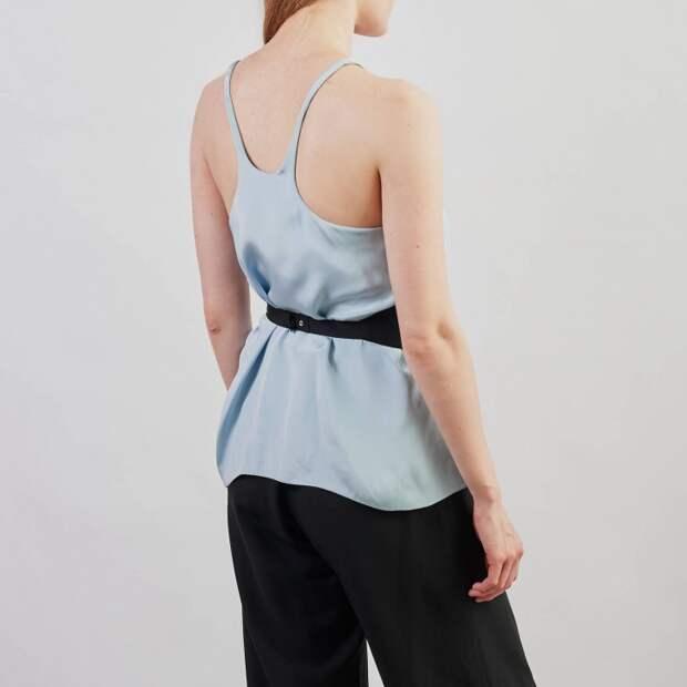 +2 способа приталить одежду
