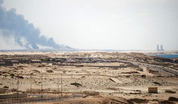 Вновь объявила форс-мажор поэкспорту нефти ливийская NOC