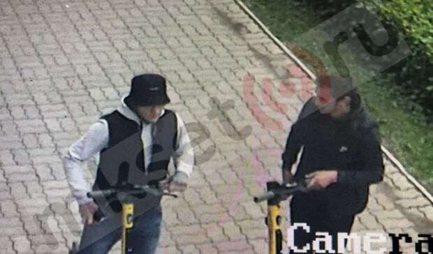 В Уфе полиция установила личности самокатчиков, которые сбили 82-летнего пенсионера