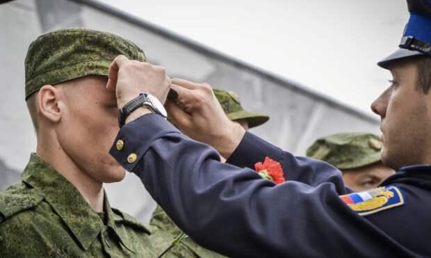 В России военный призыв расширили до 45 лет