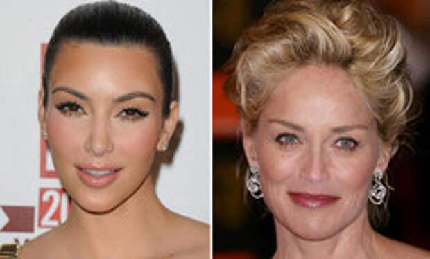 Что делает старше и моложе в макияже
