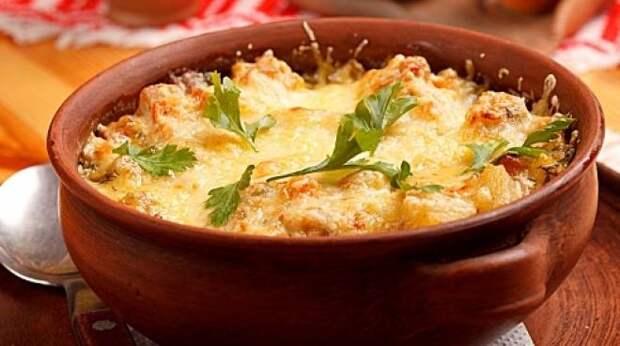 Картофельная бабка в горшочках. Сочное и сытное блюдо, которое накормит большую семью 2