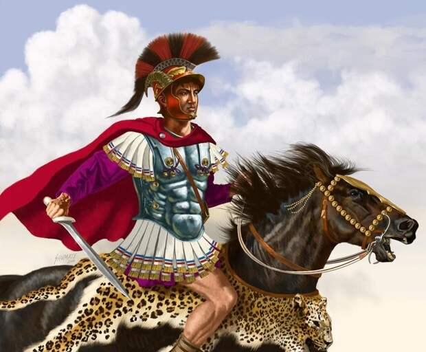 Почему Александр Македонский не захватил Рим?