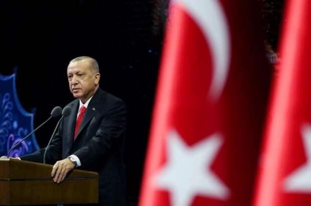 Эрдоган намерен сделать на Кипре «послание для всего мира»