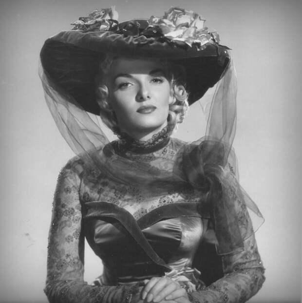 Джейн Расселл в фильме «Монтана Белль», 1952