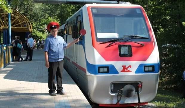 ЮУЖД: Оренбургская детская железная дорога начнет свою работу 9июня