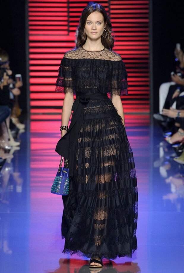 Чувство прекрасного: роскошные платья Elie Saab
