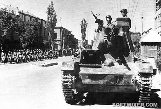 """Операция """"Согласие"""": персидский поход Сталина"""