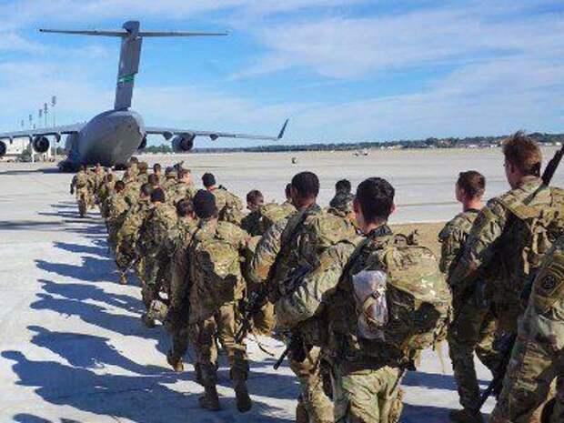 СМИ: США увеличили военное присутствие в Сирии после стычек с российскими военными силами