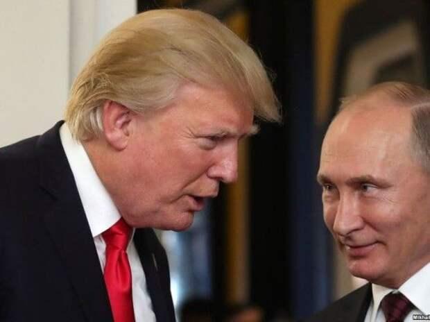 Трамп: Россия украла у США информацию про гиперзвуковую ракету