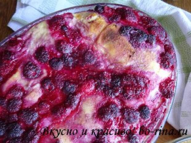 ВКУСНО И КРАСИВО! Штрудель с творогом или яблоком в молочной заливке