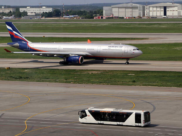 «Аэрофлот» закрыл рейсы в Турцию на июнь