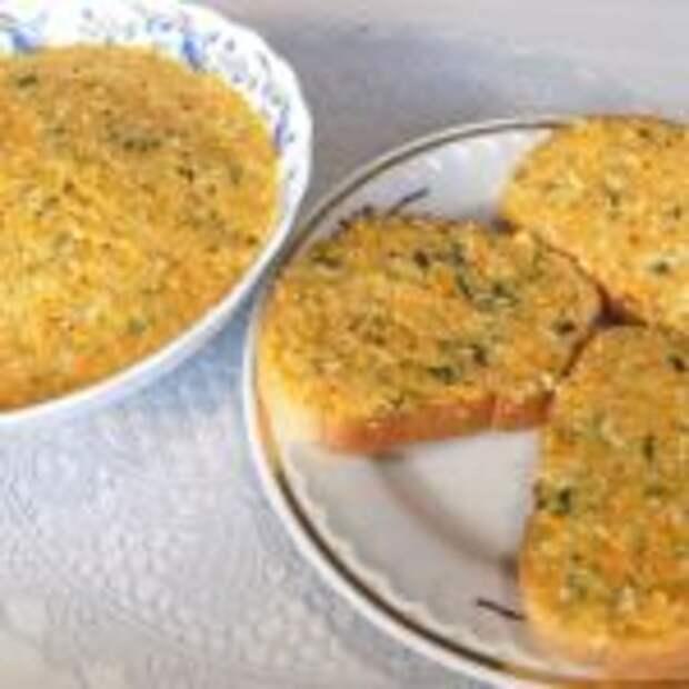 Овощная начинка для бутербродов, пирогов или блинов