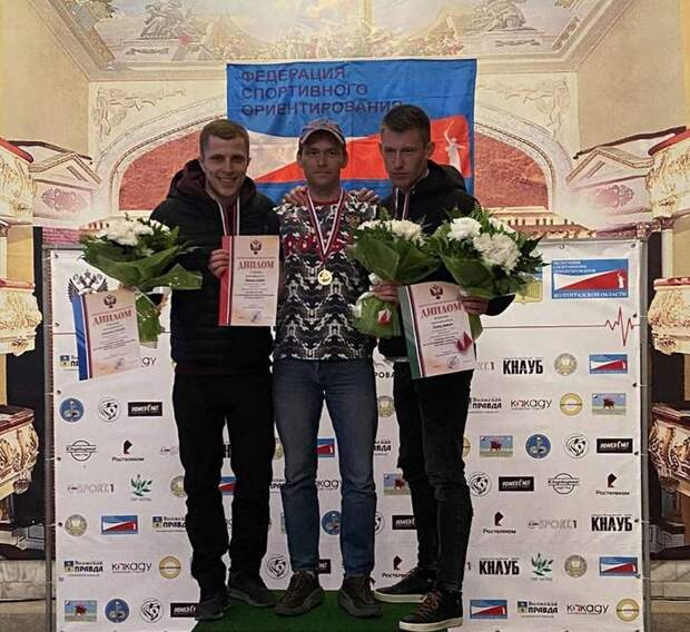 Симферополец завоевал второе место на Кубке России по спортивному ориентированию
