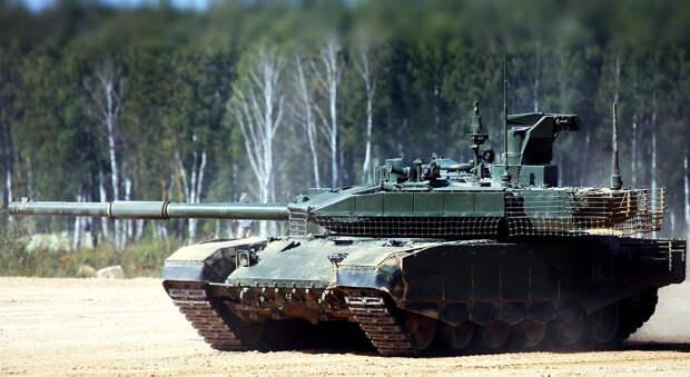 Наконец-таки в российские войска поступит большая партия новых танков Т-90М «Прорыв»