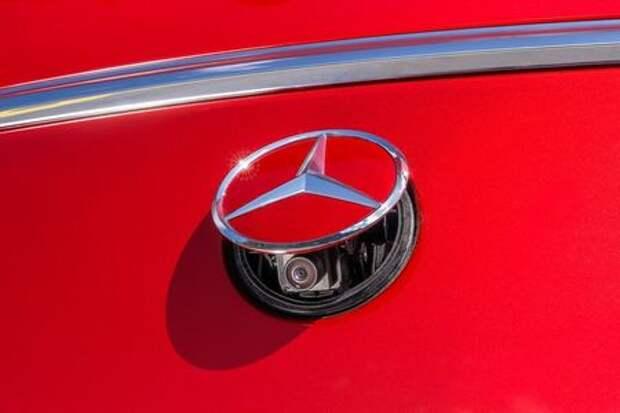Daimler отзывает в России более 8 тысяч автомобилей Mercedes-Benz