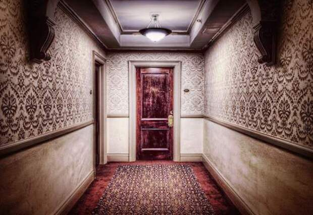 Причудливое убийство в номере 1046 Убийство, Таинственное, США, Отель, Длиннопост