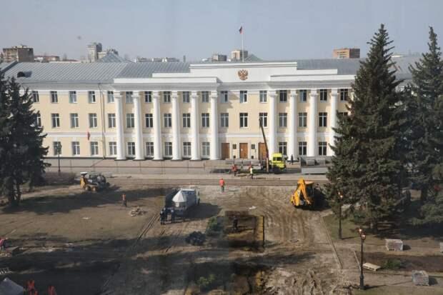 Часть недостроенного здания Дома правительства разберут в Нижегородском кремле