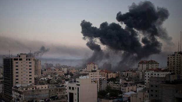 В Израиле прокомментировали атаку на здание с офисами СМИ в Газе