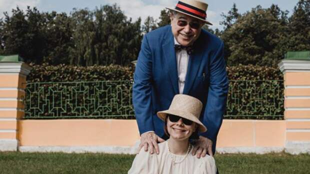 Жена Петросяна рассказала, почему скрывала беременность и сына