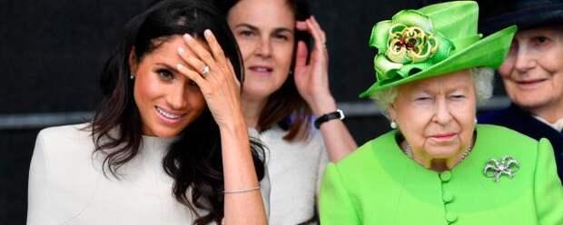 Королева Британии не запрещала Меган Маркл сниматься в кино