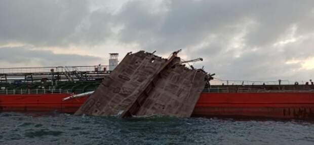 Следком предъявил обвинение по делу о взрыве на танкере в Азове