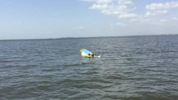 Cобака 11 часов плыла к берегу, чтобы спасти своего хозяина