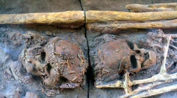 Сунгирское погребение