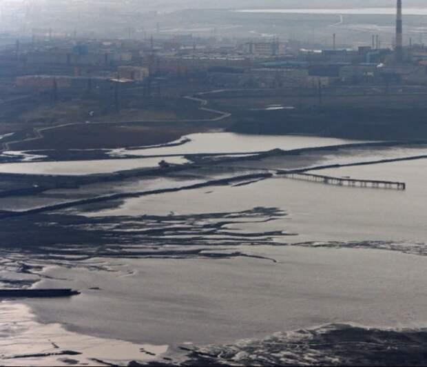 В Норильске из-за разлива топлива задержали начальника цеха ТЭЦ-3