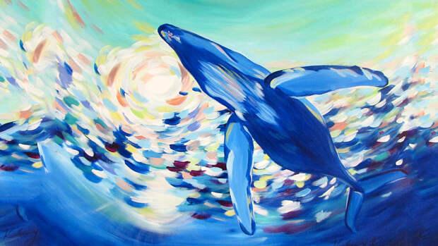 На Земле нашли новую популяцию вымирающих синих китов