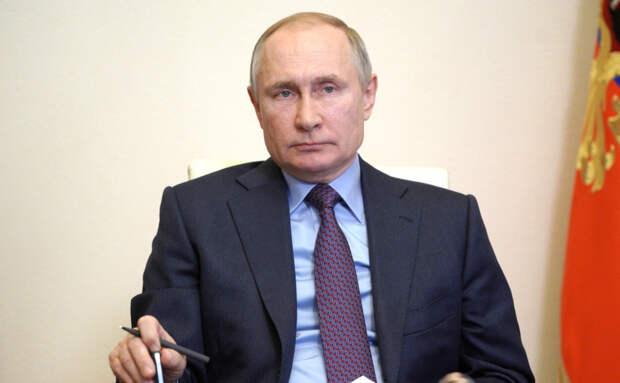 Путин подписал указ об усилении мер безопасности в Петербурге во время Евро-2020