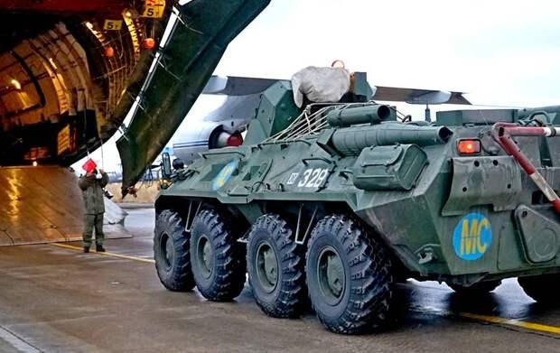 SouthFront: Мало кто осознал, что русские войска уже в Азербайджане