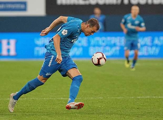Аленичев: Невызов в сборную для Дзюбы - это сигнал к тому, что необходимо привести себя в порядок