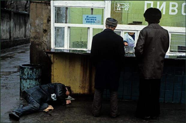 Как выглядели алкоголики в СССР
