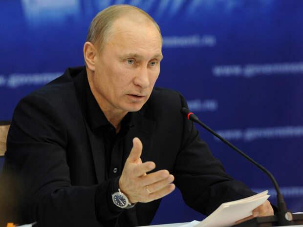 Путин предупреждал неоднократно