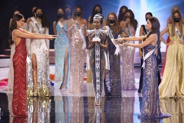 Финал конкурса «Мисс Вселенная 2021»: кто победил и как выглядели финалистки мирового состязания