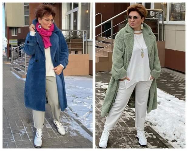 Фото 5, 6  - стилист имиджмейкер Ирина Конарева.