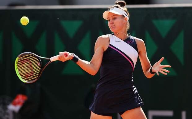 Кудерметова c победы стартовала на «Ролан Гаррос», обыграв американку Анисимову