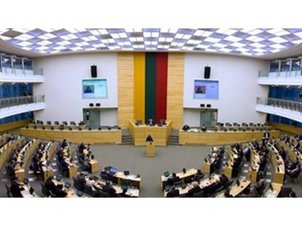 Властям Литвы привиделся в России дьявол