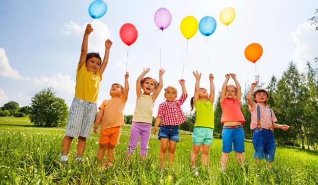 Счастливые дети - счастливая страна. День защиты детей в России