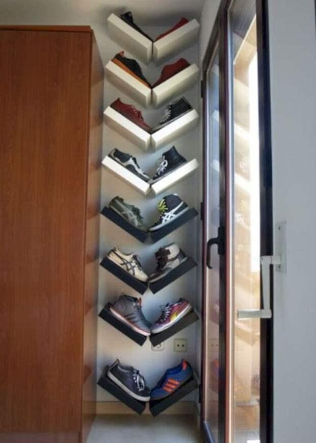 17 лайфхаков для маленькой квартиры: уют, хранение и организация вещей