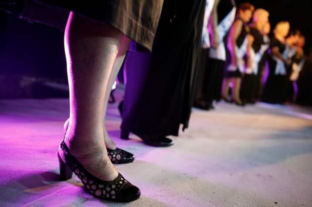 Конкурс красоты среди выживших в Холокосте женщин