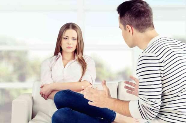 Уборка в его квартире – только после того, как женится?