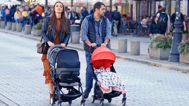 Закон о многодетных семьях может появиться в России