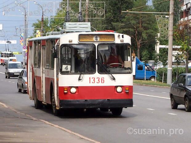 Ижевск попал в топ-5 российских городов по качеству общественного транспорта